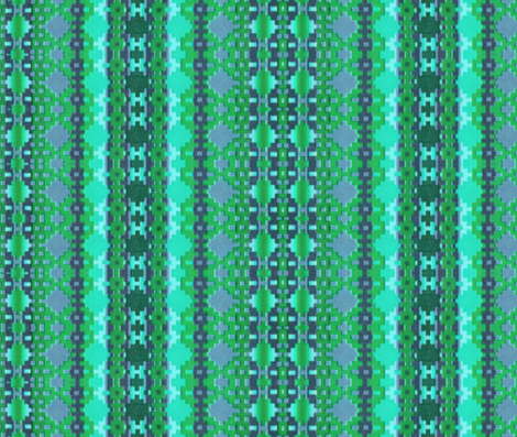 Navajo colors 107 fabric by hypersphere on Spoonflower - custom fabric