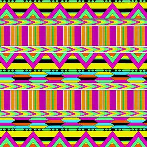 Neon Africa