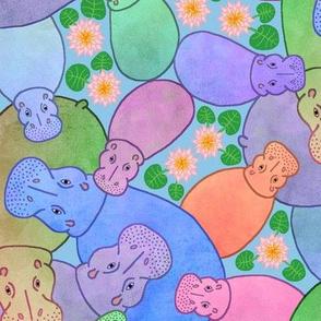 Hippo Pond - 'Sherbet'