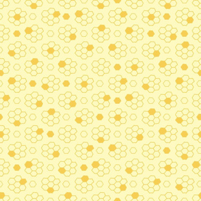 Beehive Honeycomb Pattern