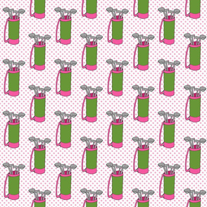 Ladies Golf Club Pattern