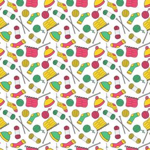Knitting Project Pattern