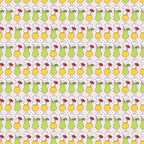 Daiquiri Cocktails Pattern