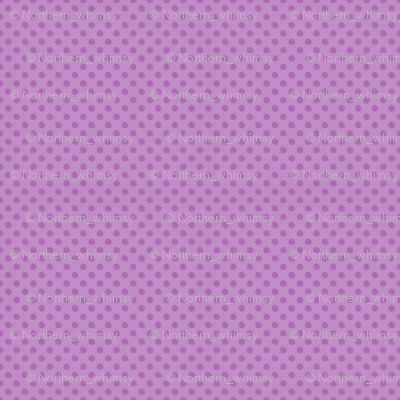 Purple Polka Dot Pattern