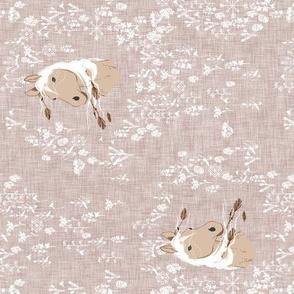 Pony Meadow (warm grey)