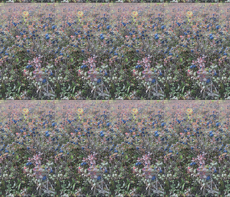 ALASKA BERRY PATCH fabric by alaskankev on Spoonflower - custom fabric