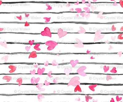 heart stripe