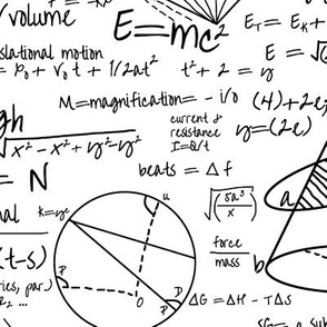 Common Equations // Large