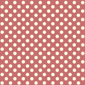 Dolly Dots Old Pink Large Colour