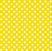Dolly Dots Yellow Large Colour