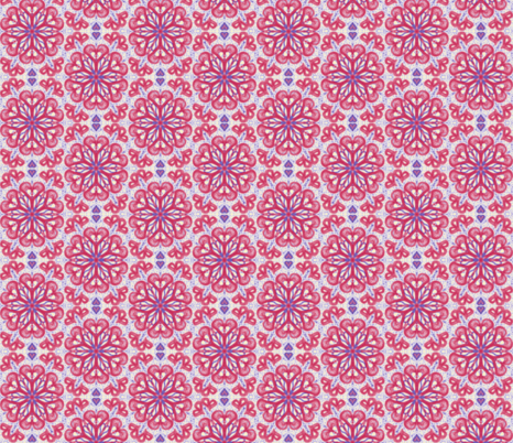 For the Love of Tatts fabric by rhondadesigns on Spoonflower - custom fabric