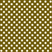Dolly Dots Light Brown Large Colour