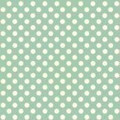 Dolly Dots Mint Large Colour