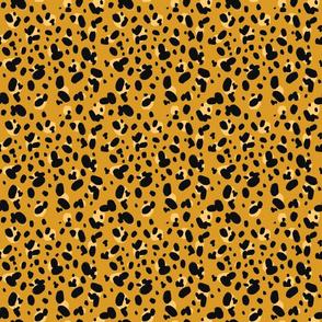 Speckles - Mustard