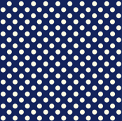Dolly Dots Navy Large Colour