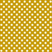 Dolly Dots Ochre Large Colour