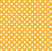 Dolly Dots Orange Large Colour