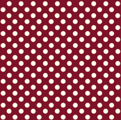 Dolly Dots Plum Large Colour