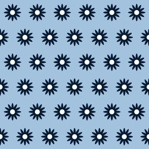 Moondale flowers blue