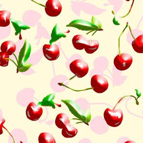 Airbrushed Cherries