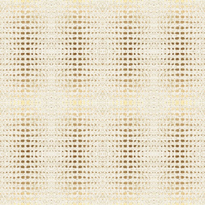 EARTHEN DOTTED GOLD