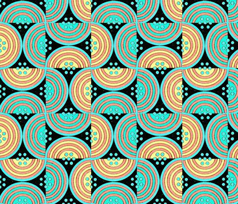 moyen age 284 fabric by hypersphere on Spoonflower - custom fabric