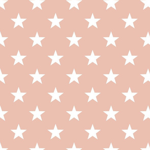 Sage & Coral Small Star