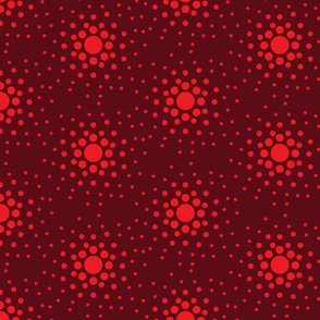 Red _ Burgundy NSU BRA