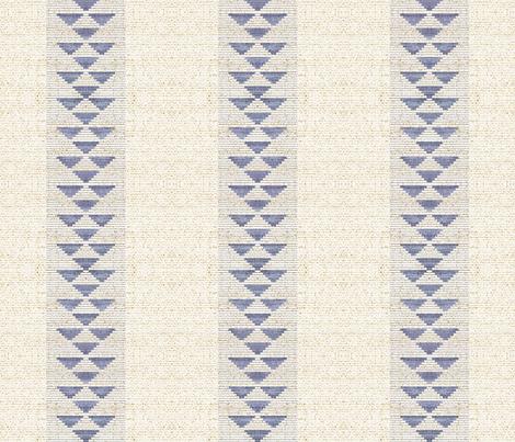 EARTHEN DENIM STACK fabric by holli_zollinger on Spoonflower - custom fabric