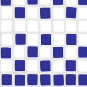 bleu tiles