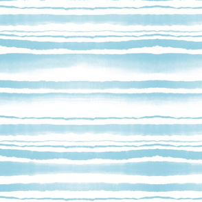 Cote d'Azur Stripes aqua