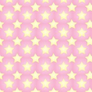 Little Dancing Stars Yellow