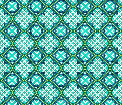 moyen age 299 fabric by hypersphere on Spoonflower - custom fabric