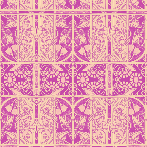 Celebration of Spring fabric by edsel2084 on Spoonflower - custom fabric