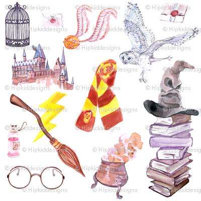 Wizard Symbols // Medium Scale