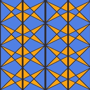 African Pylons - Mirror