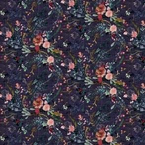 Fable floral (grape) MICRO
