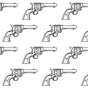 Revolver Sketch // Small