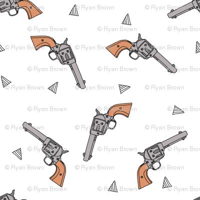 Geometric Pistols // Small