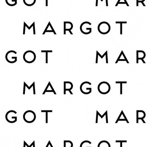 Girl Name: Margot