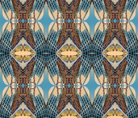 Salvador fabric by kachanovich on Spoonflower - custom fabric