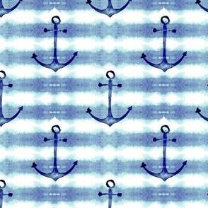 Anchors Tie Dye