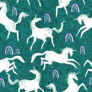 Serendipity Unicorns (ocean)