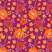 Fandango Floral Vines