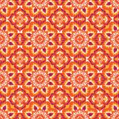 Fandango Medallion Pattern