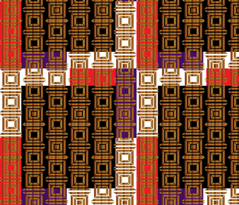 OMMUpurp fabric by alfroglo on Spoonflower - custom fabric