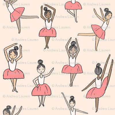 ballet // dancing dancer ballet fabric cute girls music blush