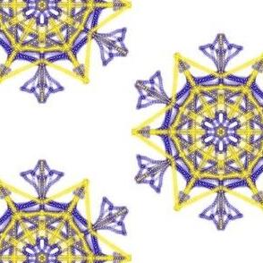 Sparkling Starry Diadems