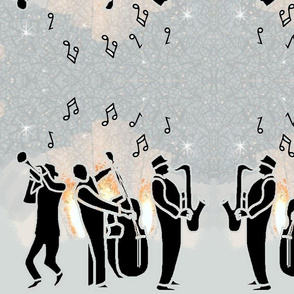 Jazz Band Center Stage