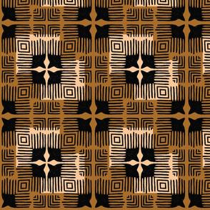 Bogolan African Mudcloth